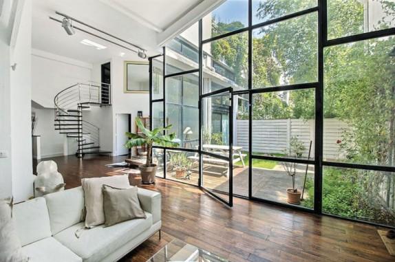 en images  vendre splendide loft  malakoff