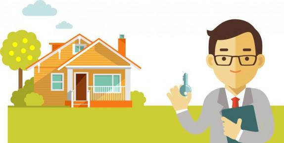 Les agents immobiliers gagnent des points aupr s des fran ais for Les agents immobiliers