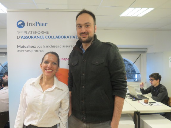 Inspeer, la start-up qui repense l'assurance