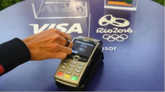 Visa Lance Sa Bague De Paiement Sans Contact Pour Le Grand