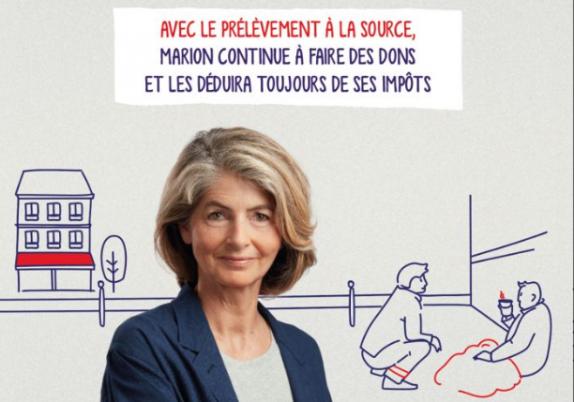 Prélèvement à la source : une campagne de communication pour rassurer les Français