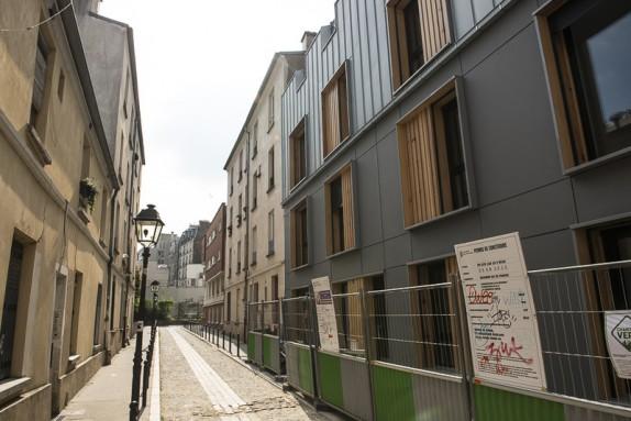 Un Hlm Du 19eme Arrondissement De Paris Se Lance Dans La Gestion Participative