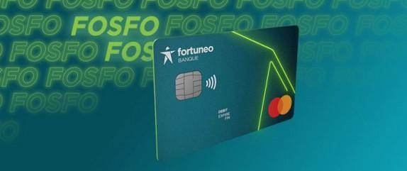 Banque En Ligne Fortuneo Lance La Carte Bancaire Fosfo