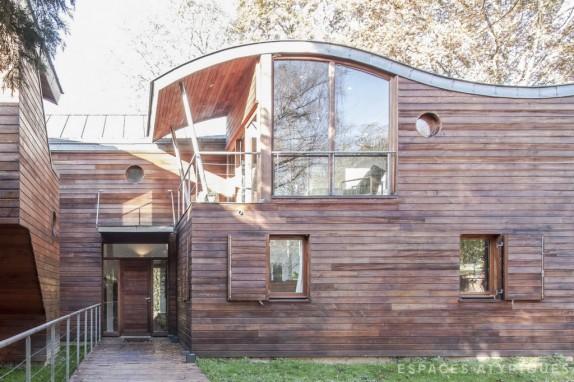 maison architecte orgeval