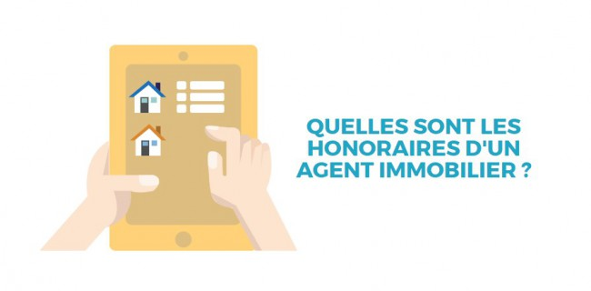 Commission agence immobilière