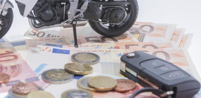 Credit moto occasion, simulation en ligne de pret moto au meilleur taux - BoursedesCrédits