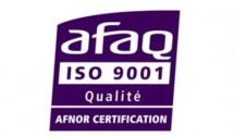 afaq, ISO 9001, certification AFNOR