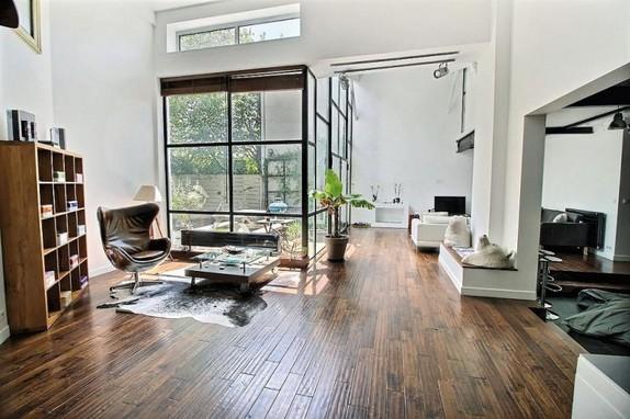 en images vendre splendide loft malakoff. Black Bedroom Furniture Sets. Home Design Ideas
