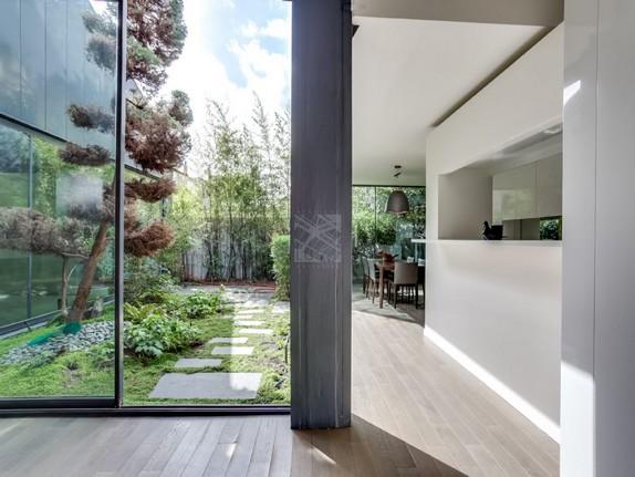 EN IMAGES. A vendre : maison d\'architecte japonisante dans ...