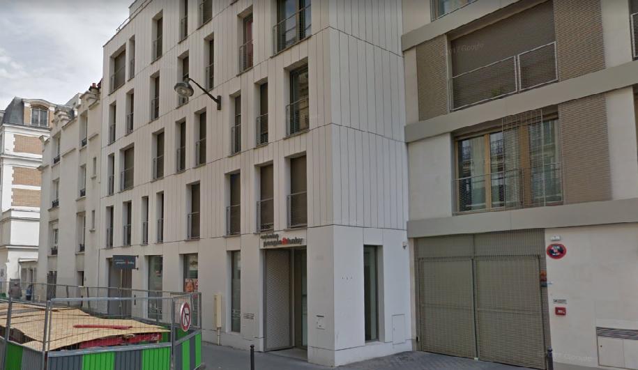 50 Rue de la Pompe Crédit photo : capture d'écran via Google Maps